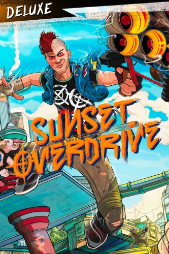 Sunset Overdrive Español Latino + UPDATE V20181212