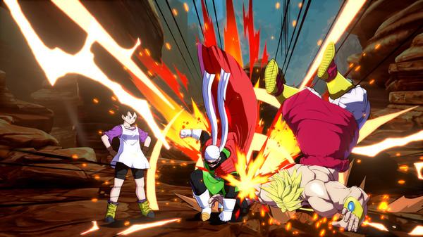 Dragon Ball FighterZ PC Descargar
