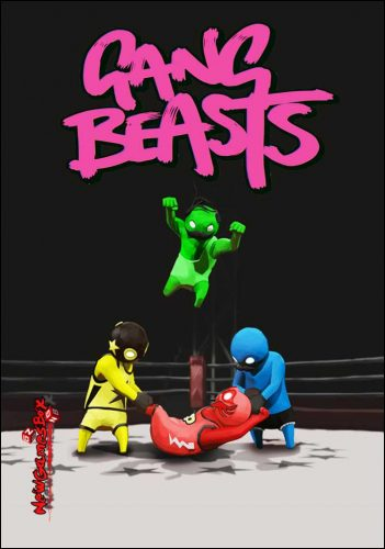 Gang Beasts v12022020 + Crack Online Steam