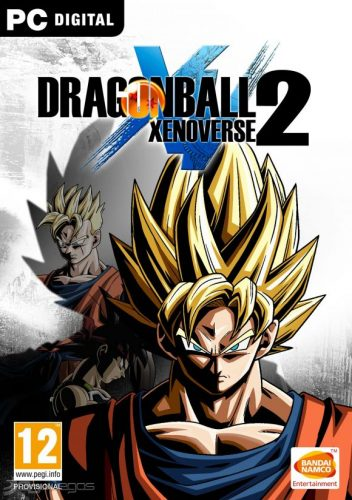 Dragon Ball Xenoverse 2 v1.13 Ultra Pack 1 + Multiplayer Online Steam steamworks fix