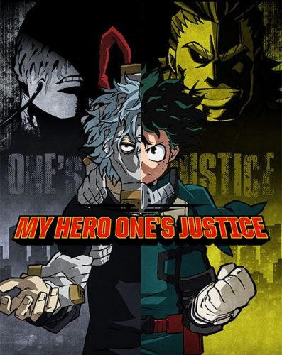 MY HERO ONE'S JUSTICE + UPDATE v20181114