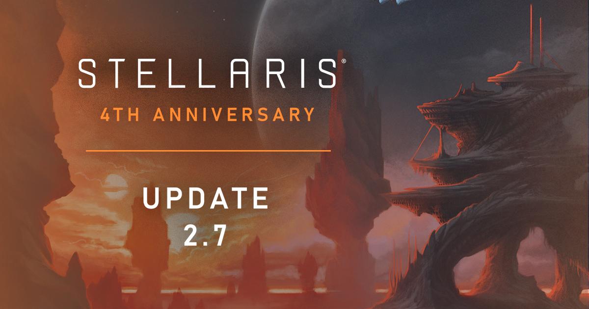 Stellaris Federations v2.7.1 Wells Update
