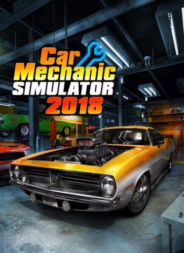 Car Mechanic Simulator 2018 Mercedes Benz + UPDATE V1.6.5