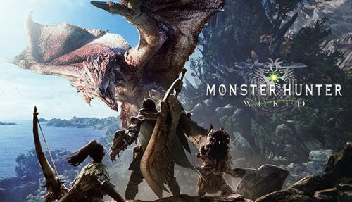 MONSTER HUNTER WORLD + UPDATE v5.2 – 166925 + Steamworks fix Online STEAM
