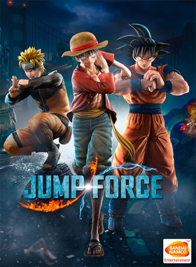 Descargar JUMP FORCE
