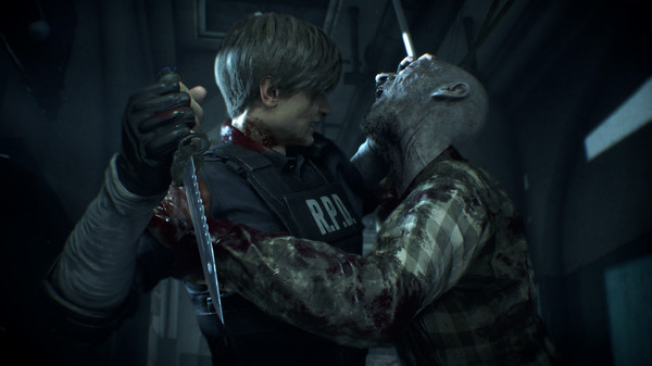 RESIDENT EVIL 2 Remake PC FULL Español