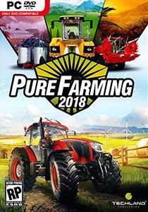 Pure Farming 2018 BIG MACHINES