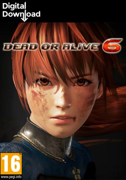 DEAD OR ALIVE 6 + UPDATE 1.12 + Multiplayer Online STEAM