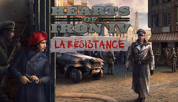 Hearts of Iron IV La Resistance