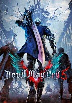 Devil May Cry 5 Deluxe Edition CODEX