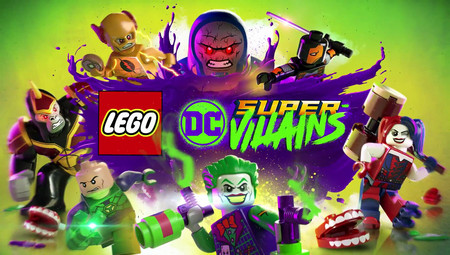 LEGO DC Super Villains Shazam + Update v1.0.0.15083 CODEX