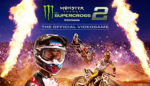 Monster Energy Supercross – The Official Videogame 2 Los Angeles Memorial Coliseum + UPDATE 20190405