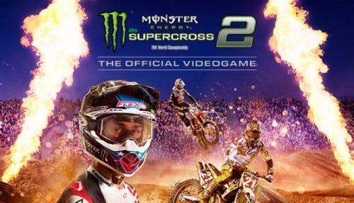 Monster Energy Supercross – The Official Videogame 2 Los Angeles Memorial Coliseum + UPDATE V20190405