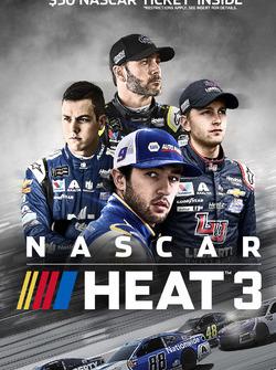 NASCAR HEAT 3 – 2019 SEASON UPDATE 20190220