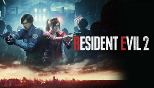 resident evil 2 remake pc full