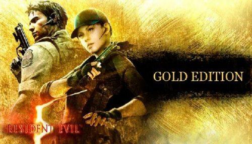 Resident Evil 5 GOLD EDITION + Multiplayer Online STEAM