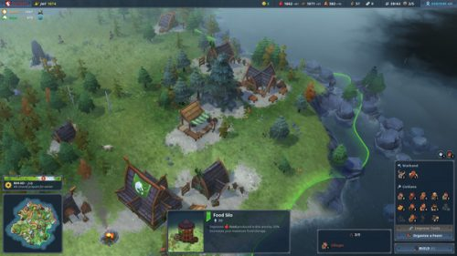 Northgard PC Español RELICS 1.6.12610+ Multiplayer Online STEAM