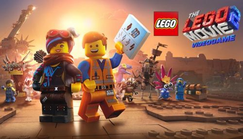 The LEGO Movie 2 Videogame Galactic Adventures Character & Level Pack
