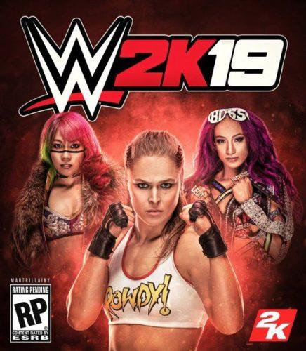 WWE 2K19 1.04 Rising Stars Pack