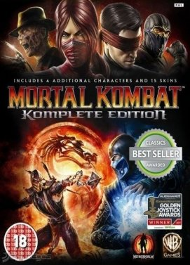Descargar Mortal Kombat Komplete Edition PC TORRENT MEGA