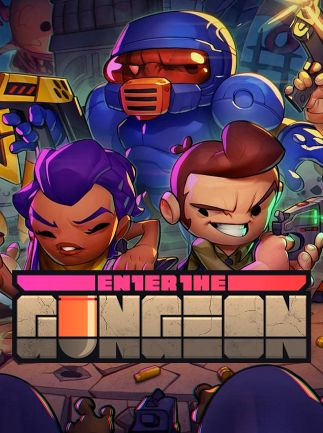 Enter the Gungeon – A Farewell to Arms 2.1.3 PLAZA