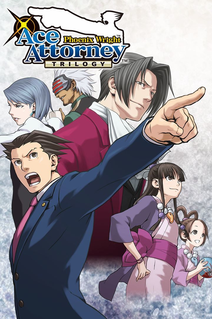 Phoenix Wright Ace Attorney Trilogy – CODEX
