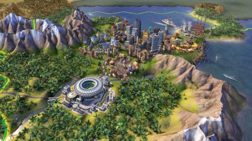 ▷ Sid Meier's Civilization® VI: Gathering Storm PC Game
