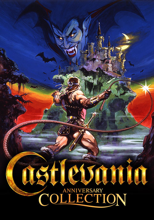 Castlevania Anniversary Collection + UPDATE V1.1.0