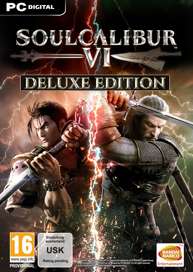 SOULCALIBUR VI 1.10 + Multiplayer Online Steamworks FIX