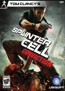 Tom Clancys Splinter Cell Conviction Deluxe Edition MULTi11 – ElAmigos