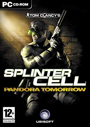 Tom Clancys Splinter Cell Pandora Tomorrow