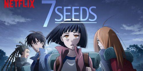 7SEEDS (2019) Latino – Castellano – Japonés – Subtitulado HD 1080p, 720p NETFLIX
