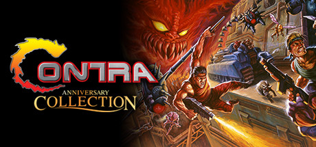 Contra Anniversary Collection + UPDATE V1.1.0 – PLAZA