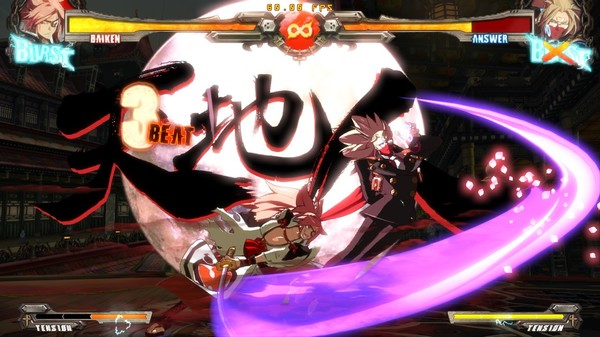 GUILTY GEAR Xrd REV 2 PC Free Download
