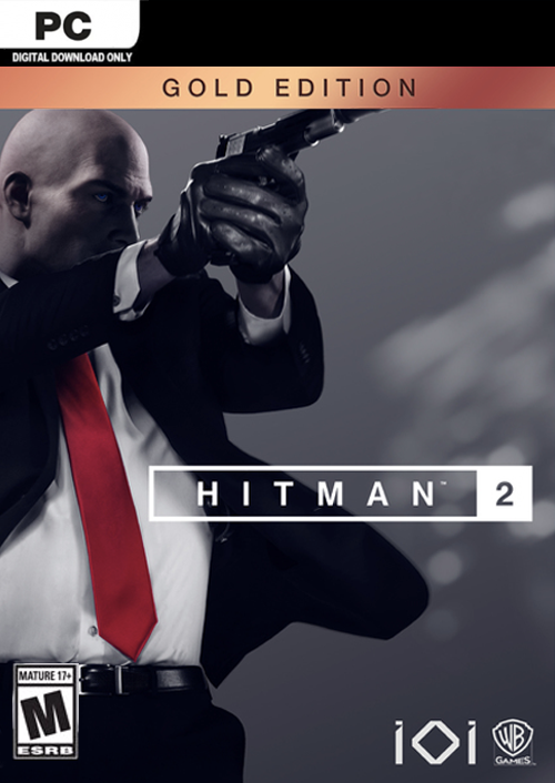 HITMAN 2 GOLD EDITION (2.40 The Bank + DLC)