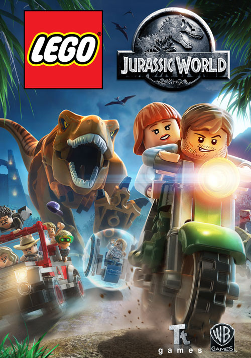 LEGO Jurassic World MULTi10 – ElAmigos