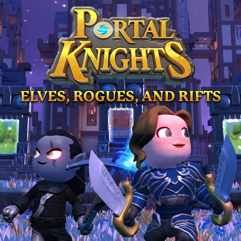Portal Knights v1.6.1 (Elves Rogues and Rifts)