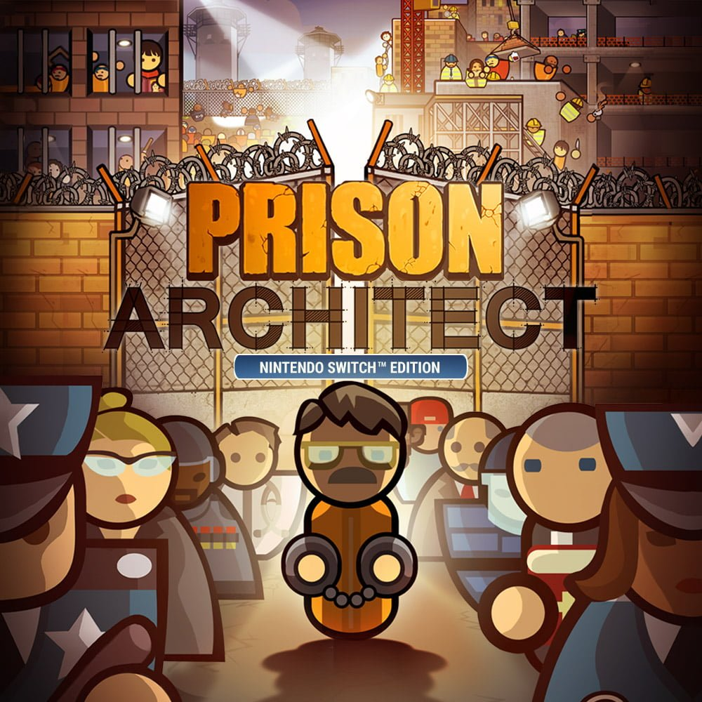 Prison Architect (The Clink)