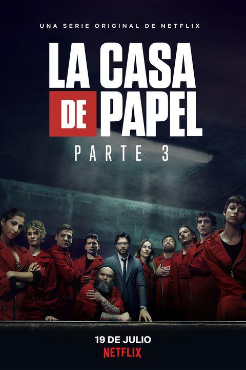 Descargar La Casa de Papel PARTE 3 Temporada Español HD MKV