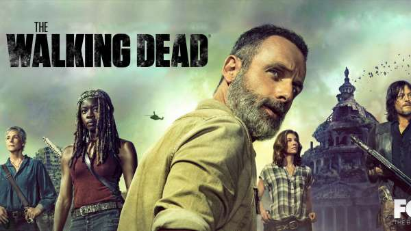 Descargar The Walking Dead Temporada 9 Latino (Dual) Sub. HD
