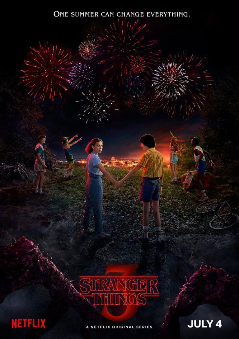 Descargar Stranger Things Temporada 3 Latino + Sub Español HD 🥇