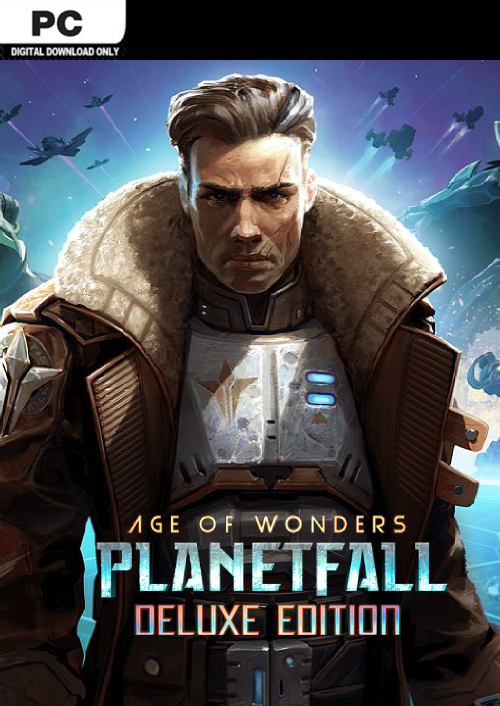 Age of Wonders Planetfall Deluxe Edition + UPDATE V1.004 – CODEX