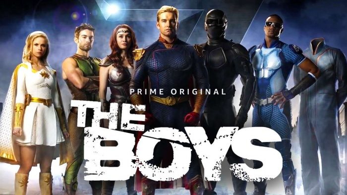 The Boys Temporada 1 Latino Sub Español HD