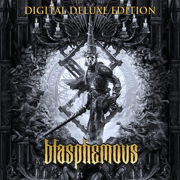 BLASPHEMOUS DIGITAL DELUXE EDITION +  UPDATE V1.0.9