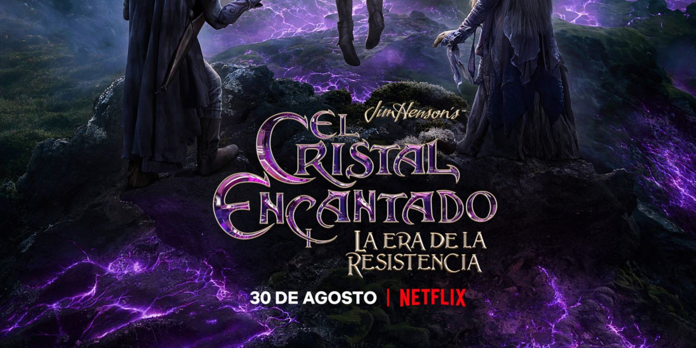 El Cristal Encantado: La Era de la Resistencia Latino Sub Español HD
