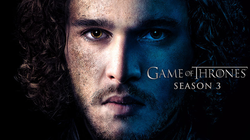 Game of Thrones Temporada 3 HD 1080p Latino Inglés