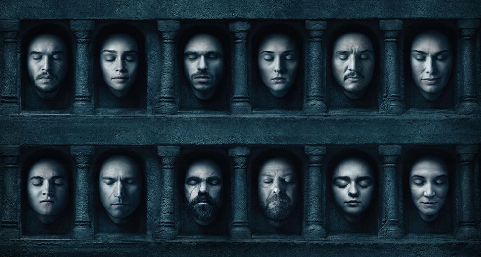 Game of Thrones Temporada 6 HD 1080p Latino Inglés