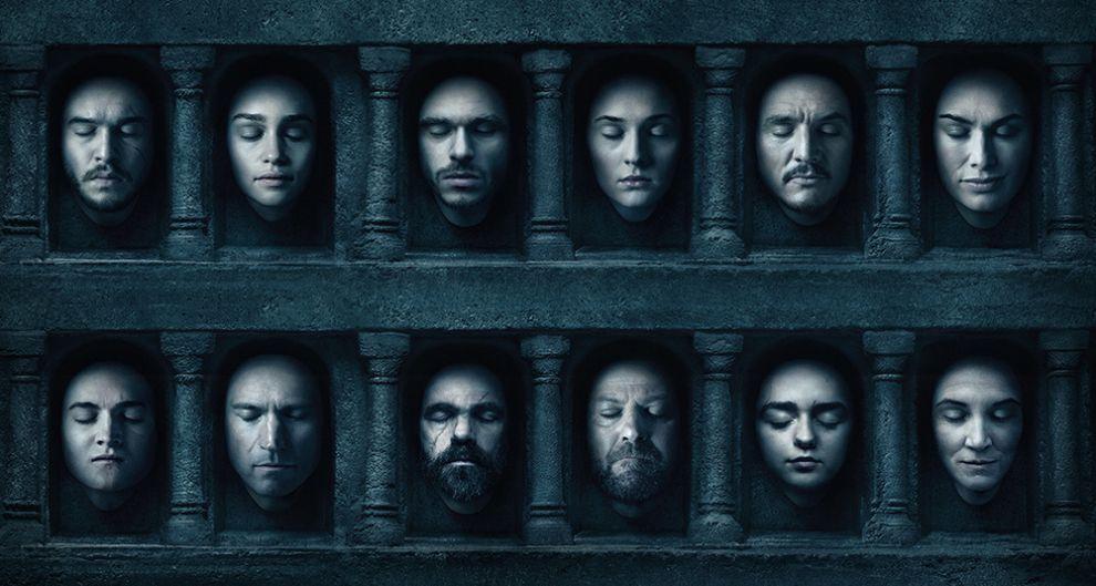 Game of Thrones Temporada 6 HD 1080p Latino Inglés