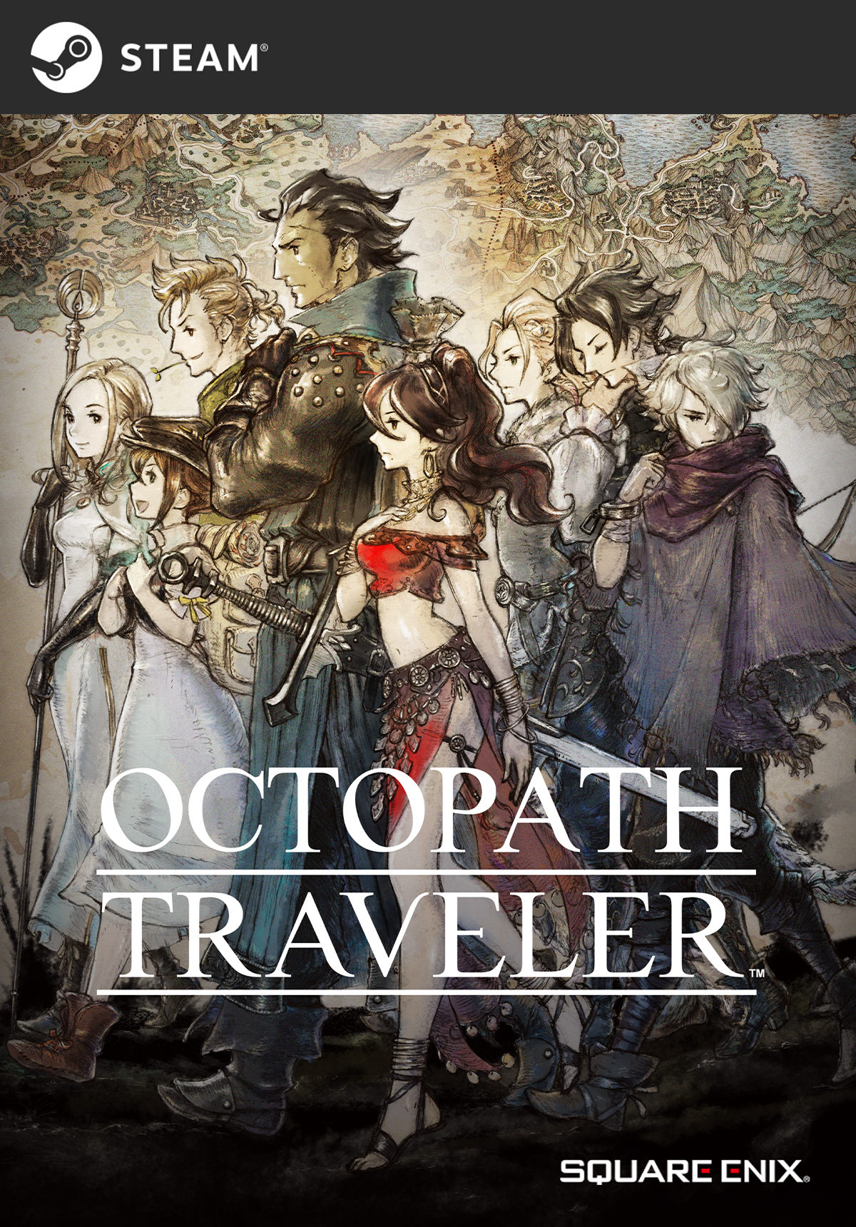 Octopath Traveler MULTi9-PLAZA