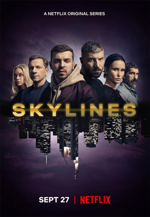 Skylines Temporada 1 Netflix HD Latino 1080p